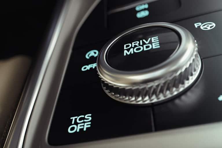 インテリジェント4WD・テレインマネイジメントシステム
